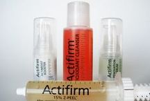 Actifirm Skincare Reviews / by Actifirm Skincare