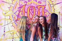 Alpha Omicron Pi / All things Alpha Omicron Pi. Follow this board to see cute AOPi photos, designs, and Alpha Omicron Pi recruitment ideas!