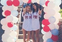 Pi Beta Phi / All things Pi Beta Phi. Follow this board to see cute Pi Phi photos, designs, and Pi Beta Phi recruitment ideas!