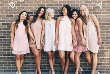All Things Sorority Clothing & Greek Life // SORORITY LOVE / Everything we love about sorority recruitment, bid day, events, mixers, formals, etc.  We also feature our favorite Greek U blog posts and product posts!