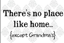 Grand Ideas / Ideas to help me interact with the loves of my life, my 3 Grandchildren.  They each fill their very own special spot in their Grams' heart.