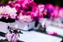 Weddings - Purple and Fuschia / by Oh Buttercup Events