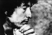 BOB DYLAN / by Linda Caines