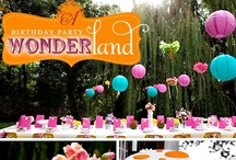 Party Themes - Alice in Wonderland / by Oh Buttercup Events