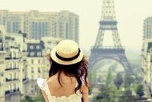 Paris / by Gina Rylands
