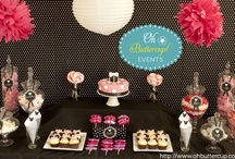 Kids Parties - Minnie Mouse / by Oh Buttercup Events
