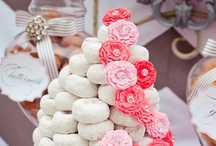Weddings - White and Pink