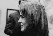 Jackie Bouvier Kennedy Onnasis / by Gina Rylands