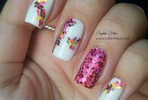 Il mio amore per la nail art  / una piccola raccolta delle mie creazioni