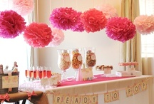 Baby Shower Ideas / Baby shower coming up? This board is perfect for inspiring the perfect party for the special momma and her guests