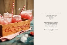 let's drink / drink recipes and ideas for presentation at parties and events