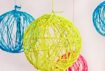 Party - DIY & Tutorials  / DIY and step by step tutorials on craft projects and other ideas for decorating your life and parties. / by Oh Buttercup Events