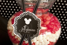 Oh Buttercup Events - Candy Buffets / Photos from our candy buffets, featuring jars and other hire products.