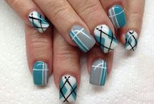 Nails Art Ideas / by Angela Schultz