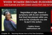 World of Tabitha / Updates into the world of Motivational Worshiper™ & Internal Wealth Mentor™  Tabitha Vinson. Author, publisher & dancer.