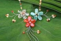 Novica.com Curator Board / Check out the beautiful flower inspired jewelry by artisans aroung the world.