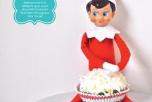 Elf on a shelf / by Angela Schultz