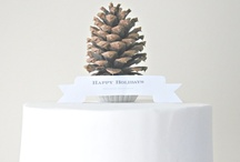 winter party / party and wedding inspiration with a winter theme