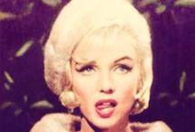 Marilyn Monroe / by Gina Rylands