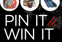 Holiday Splendor Pin to Win with Saks / by Patti Williams