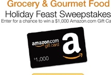 Holiday Feast Ideas / #AmazonGrocery