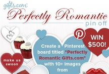 Perfectly Romantic Gifts.com / #pintowinGifts & @giftsdotcom
