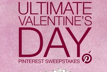 Ultimate Valentine's Day Pinterest Sweepstakes