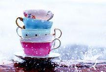 Tea / by Gina Rylands