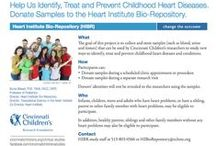 Heart / Find information, news and clinical trials (or research studies) about the heart from Cincinnati Children's. / by Cincinnati Children's Research Studies