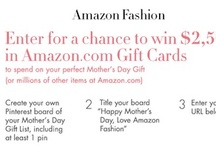 Happy Mother's Day, Love Amazon Fashion