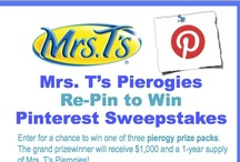 Mrs. T's Re-Pin to Win