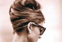Audrey Hepburn / by Gina Rylands