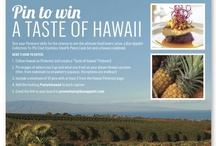 Taste of Hawaii / #onlyinhawaii