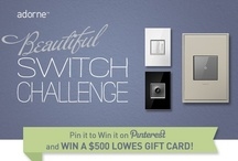 adorne Beautiful Switch Challenge