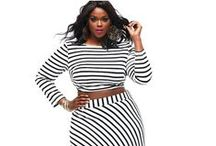 Full Figured Women of Style / The average size of a woman is not a size six, but size 14. Celebrating my fellow full figured sisters, who are smart, sexy, confident and some who are entrepreneurs