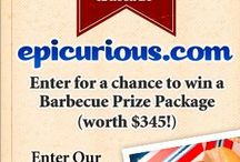 Epicurious' July 4th BBQ Pinterest Contest