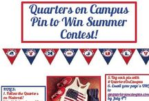 The Quarters July 4th Celebration! / #QuartersOnCampus