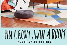 Pin a Room Win a Room