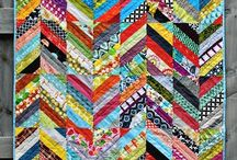 Ideas for scrap quilts