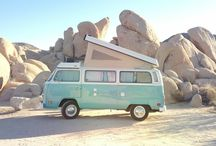 Camper Van / by María Go