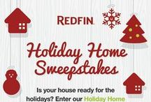 Redfin Holiday Home Sweepstakes / Redfin
