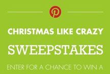 """#BigLots Christmas Like Crazy Sweepstakes"" / #BigLots"