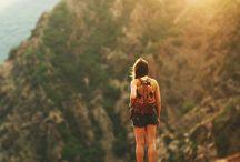 Adventure Awaits / by Victoria Wolf
