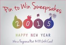 FragranceNet.com's Pin to Win Sweepstakes / fragrancenet