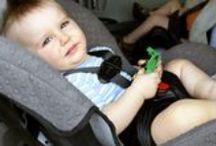 Car and Booster Seat Safety / Car seat safety tips from the experts at Cincinnati Children's. / by Cincinnati Children's Research Studies