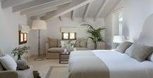 Bedrooms / habitaciones, ideas para remodelar, o cosos super lindas que adornan las habitaciones.