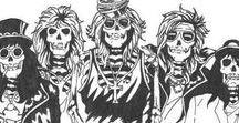 Guns n Roses / la banda mas peligrosa del mundo