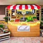 VisualFood Fruit Stand Buffet
