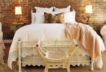 Nesting - Bedrooms / A place to lay your head and dream