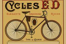 Bicicletas / Fotos e desenhos de bicicletas. / by Regina Barreto